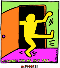 National Coming Out Day Image